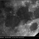 Mondmeere vom 28.03.2015